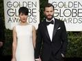 Perasaan Istri Jamie Dornan soal Aksi Suami di 'Fifty Shades'