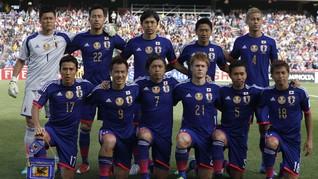 Jepang Berhasil Menjaga Tradisi Piala Dunia Sejak 1998