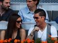 Hubungan Ronaldo dan Irina Shayk Resmi Berakhir