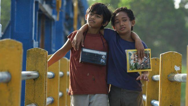 Indonesia Harus Haus Film Lokal untuk 'Undang' Hollywood