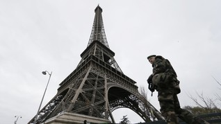 Kartun Nabi Buat Perancis Kena Serangan Hacker Terbesar