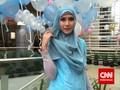 Zaskia Adya Mecca Bersitegang dengan Suami Demi Film 'Hijab'