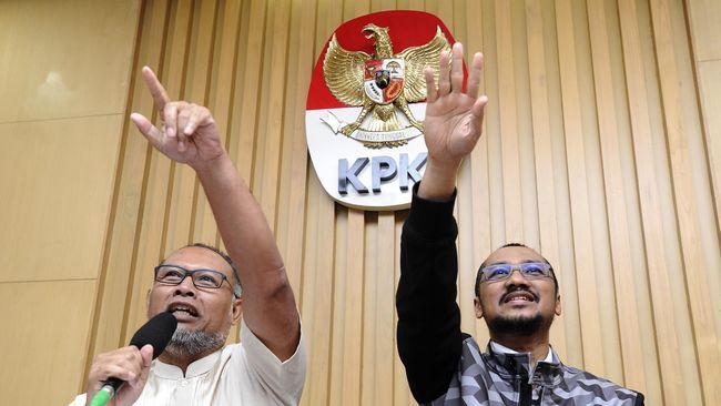 DPR Tolak Deponering Abraham Samad-Bambang Widjojanto