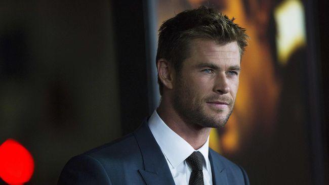 Putus Asa, Chris Hemsworth Pernah Ingin Tinggalkan Amerika