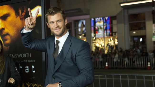 'Thor' Pamer Hajar Alien di Trailer 'MIB International'
