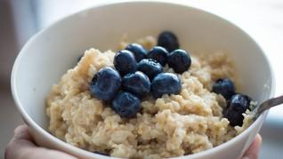 Oatmeal, Makan Sehat yang Memicu Asam Urat