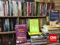Melihat Tempat Berburu Buku Lawas nan Murah di Jakarta