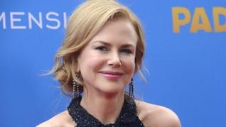 Nicole Kidman Akrabi Dua Anak Hasil Adopsi Bersama Tom Cruise