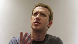 Miliki Rp1.166 T, Zuckerberg Jadi Orang Terkaya Ketiga Dunia