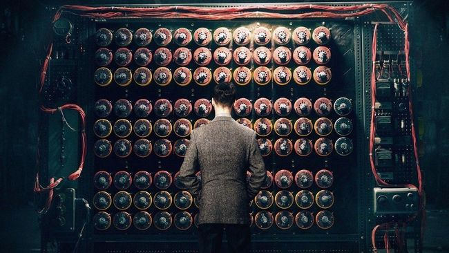 The Imitation Game: Memenangkan Perang dengan Teka-teki