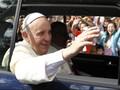 Paus Fransiskus Minta Dunia Junjung Tinggi Kebebasan Pers