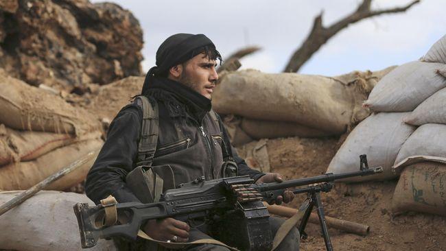 ISIS Culik 150 Warga Kristen Suriah