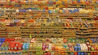 Setengah Produk Makanan Tiongkok Tidak Penuhi Standar