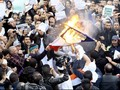 Protes Charlie Hebdo, Demonstran Aljazair Bentrok