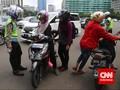 Waspada Gamis Terlilit Rantai Sepeda Motor