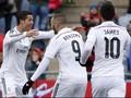 Real Madrid Sudah cetak 104 Gol Musim Ini