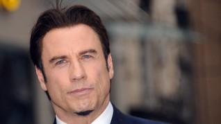 Ajaib! Rambut John Travolta Lebat dalam 2 Hari!