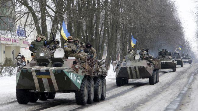 AS: Usul Putin Soal Ukraina Legitimasi Pendudukan