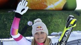 Vonn si Putri Ski Dunia dalam Jepretan Kamera