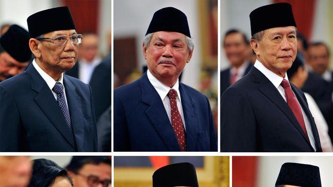 Sri Adiningsih Jadi Ketua Dewan Pertimbangan Presiden