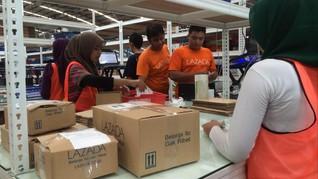 Penetapan Pajak E-Commerce Diminta Berhati-hati