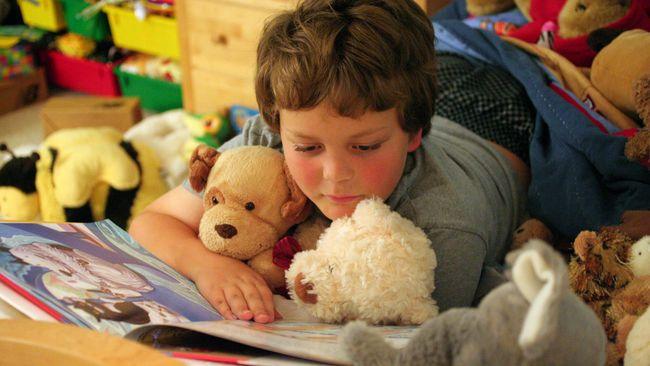 Saluran Cerna yang Sehat Buat Anak Jadi Pandai