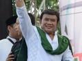 Raja Dangdut Sambangi Walubi Imbau Tak Terprovokasi Rohingya