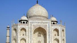 Terpapar Polusi, Taj Mahal Berubah Warna