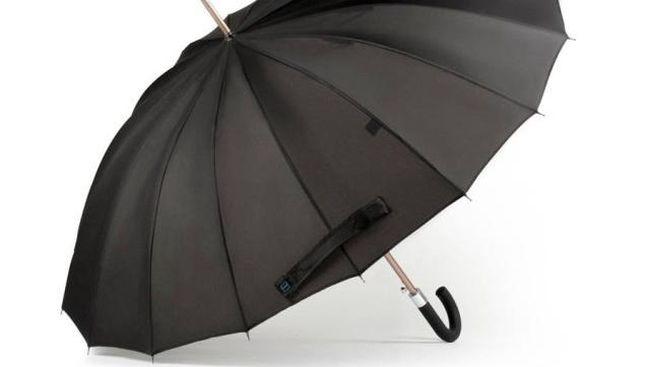 Payung Pintar Pertama di Dunia Bisa Prediksi Cuaca