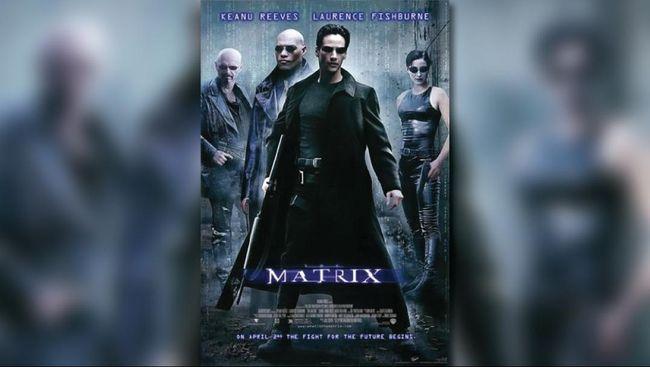 'The Matrix 4' Disebut dalam Penggarapan