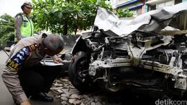 Polisi Akan Olah TKP Kedua Kecelakaan Maut Hari Ini