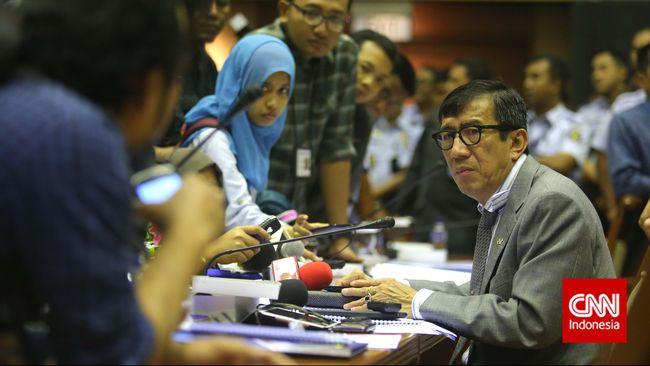 KPK Siap Berdiskusi dengan Kemenkumham soal Remisi Koruptor
