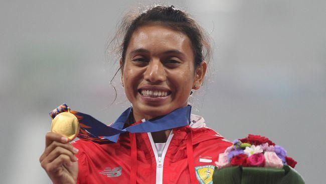 Lompatan Maria Londa yang Buat Indonesia Bangga