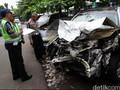 Lebih dari 2000 Kecelakaan Terjadi di Jakarta Dalam 5 Bulan