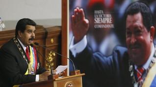 Maduro, Mengecam Amerika Demi Dukungan Publik