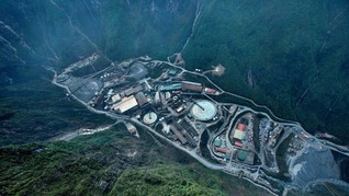 Freeport Lunasi Pajak Air Tanah Rp1,4 T ke Papua Bertahap