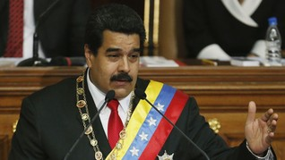 Kena Sanksi Baru Soal Pemilu, Venezuela Usir Dua Diplomat AS