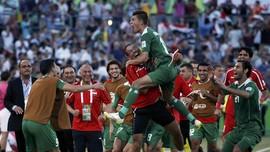 Timnas Irak Mundur dari Sepak Bola Asian Games 2018