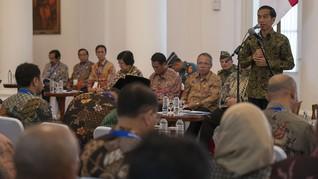 Jokowi Minta Papua dan Sulawesi Cepat Benahi Infrastruktur