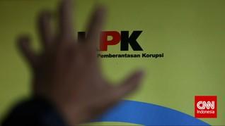 KPK Geledah Kantor Dishub Kepulauan Riau