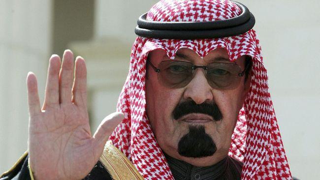 Raja Arab Saudi Abdullah Meninggal Dunia