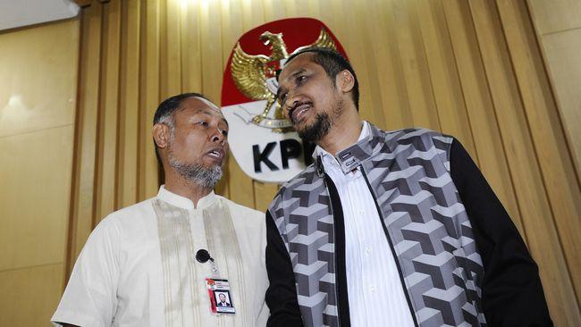 Tak Lagi Jabat di KPK, Samad dan Bambang Pilih Menulis