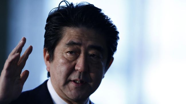 Pimpin Partai LDP Lagi, Abe akan Jadi PM Jepang Terlama