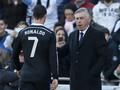 Ancelotti Minta Skuat Real Madrid Gencatan Senjata