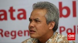 Gubernur Ganjar: OTT Wali Kota Tegal Tampar Jawa Tengah