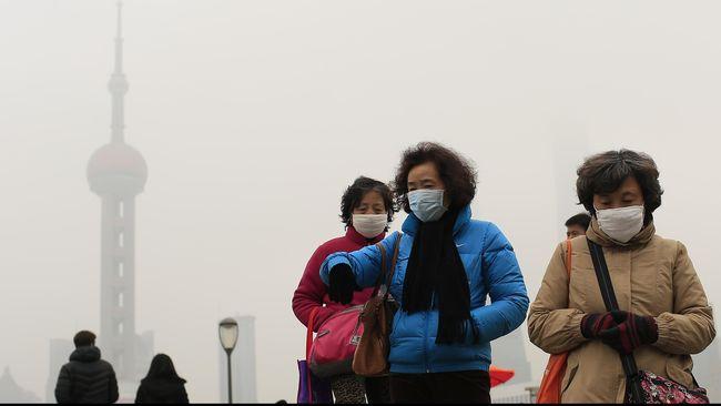 Kecerdasan Buatan Jadi Solusi Polusi di China