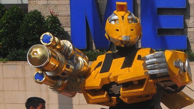 Si Robot Kuning Bumblebee akan Punya Film Sendiri