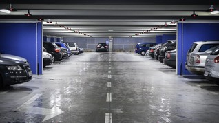 Retribusi Parkir di Jakarta Menguap Rp 100 Miliar per Tahun