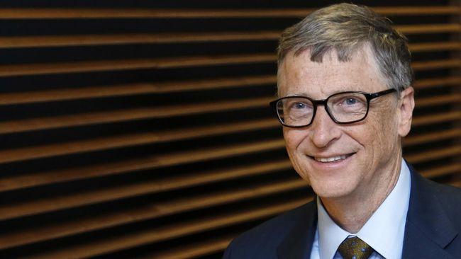 Sambut KTT Iklim, Bill Gates Serukan Energi Bersih