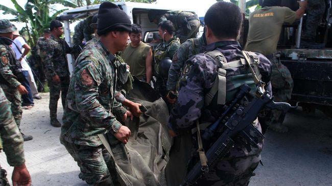 Menilik Dampak Darurat Militer di Selatan Filipina